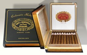 Collection Hoyo de Monterrey Book Maravillas 20 cigars